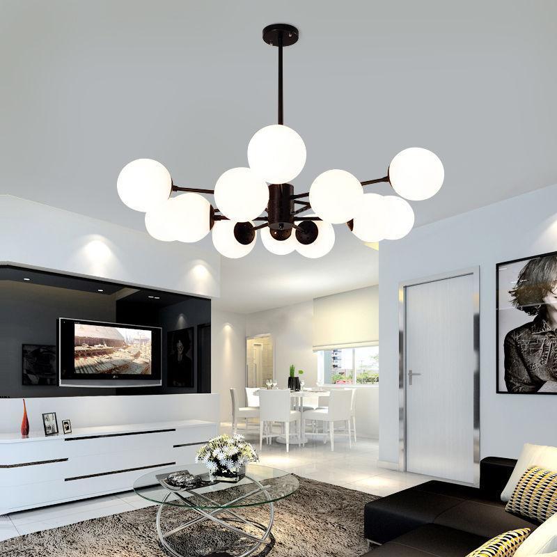 北欧魔豆吊灯客厅卧室餐厅简约现代灯具