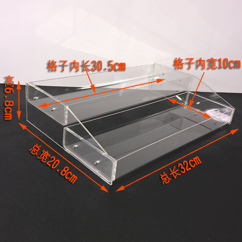 Очень широкий стиль Два этажа клетчатый Внутренняя ширина 10 см