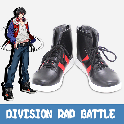 taobao agent E5790 Division Rap Battle DRB Yamada Ichiro cos shoes cosplay shoes to map customization