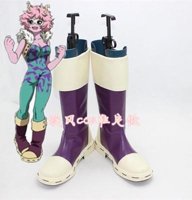 taobao agent C5685 My Hero Academia Sanna Ashido cos shoes custom cosplay shoes custom
