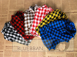 taobao agent The store manager recommends 1/3 and uncle BJD all-match plaid shirt multicolor, suitable for SD DOD LUTS and other stores