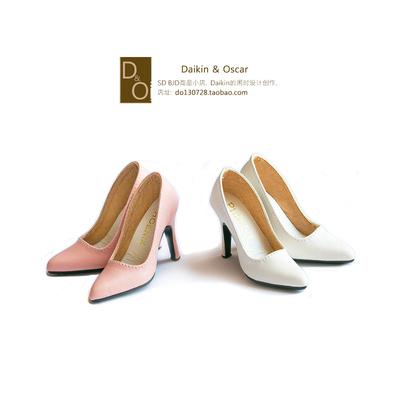 taobao agent DO spot bjd3 points doll shoes sd10 13 16gr dd AS AE Dragon Soul cd td65 French high heels
