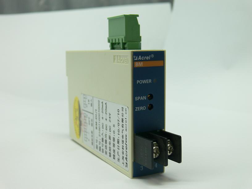 安科瑞BM-DI/J带报警电流隔离器