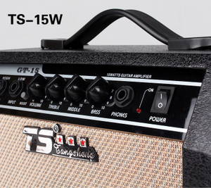 Guitar âm thanh loa cho guitar điện hộp điện đàn piano bakelite dual-sử dụng guitar cụ phổ GT-15