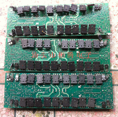 2 23] Removal of Power Amplifier Board 2SC5200 2SA1943