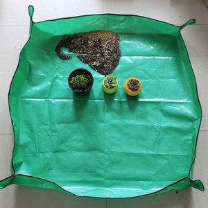 Nguồn cung cấp vườn PE chậu hoa thảm Làm vườn sàn vải Làm vườn làm vườn thảm Cấy chậu, vv