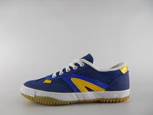 Thượng hải đích thực kéo trở lại giày giày bóng bàn giày nam giày của phụ nữ gân dưới giày thể thao retro giày vải