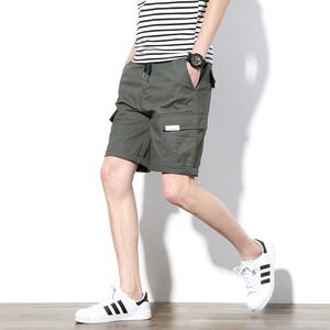 夏季新款时尚韩版休闲短裤大码 男裤