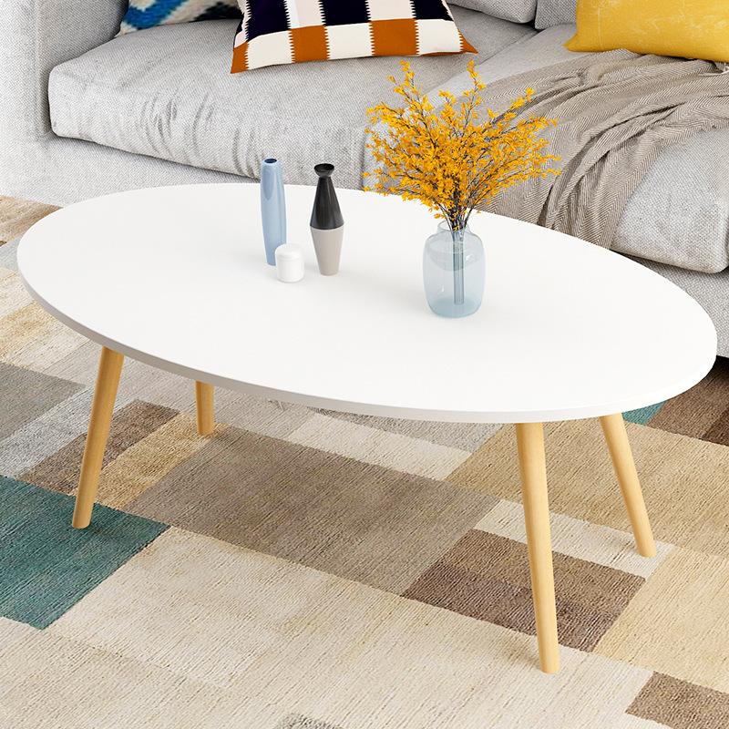 Nhỏ có kích thước bàn trà phòng khách bàn cà phê bàn cà phê gỗ rắn bàn trà đa chức năng đơn giản Bắc Âu bảng hiện đại khác bảng
