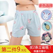 Nóng quần bãi biển quần short nữ ba quần quần quần mùa hè bông có thể được đeo bên ngoài nhà quần phần mỏng bông quần short giản dị