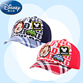 迪士尼宝宝帽子男女儿童棒球帽鸭舌帽