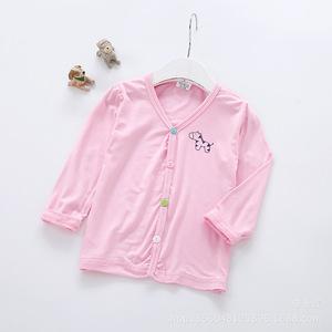 Trẻ em mùa hè của phương thức cardigan cô gái bé đưa cậu bé điều hòa không khí áo sơ mi siêu mỏng trẻ sơ sinh bông áo khoác
