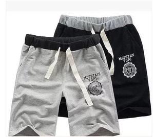 Zhongda trẻ em nam mùa hè quần 12 chàng trai quần short cotton 15 quần năm quần mùa hè phần mỏng 9-11 tuổi