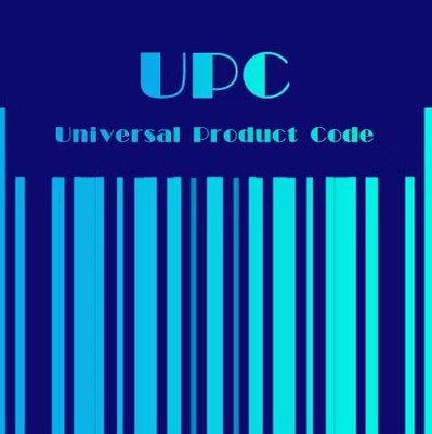 亚马逊正规UPC码