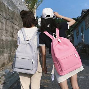 新款双肩背包大容量电脑包学生