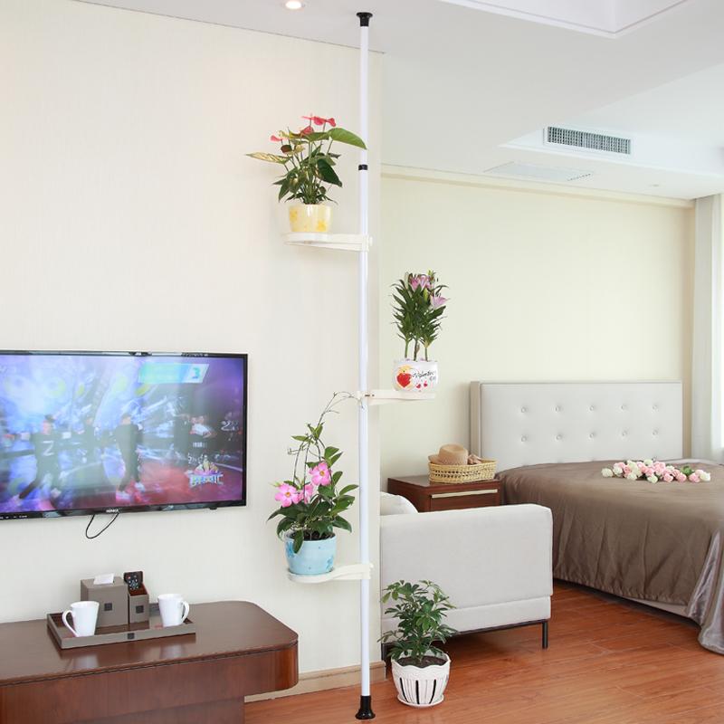花架子多层室内特价 省空间客厅铁艺挂式阳台花架花盆架 绿萝花架