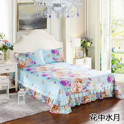 天天特价席梦思床罩床裙单件公主双人床单床笠1.5m1.8/2.0米特价