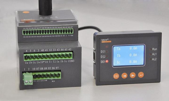 安科瑞厂家直销 ACM3-32/K+90L 配电线路过负荷监控装置 谐波检测