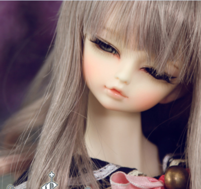 taobao agent Free shipping + gift bag BJD/SD doll Humanoid legend DLD 1/4 half sleep Xijin girl