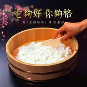 Sushi bibimbap đồng cổ điển bên bát bibimbap tấm gỗ truyền thống đồng bên bibimbap nấu ăn sashimi gạo thùng