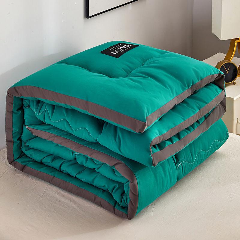 冬被加厚水洗棉被芯立体保暖冬棉被被子学生宿舍单人双人春秋被褥