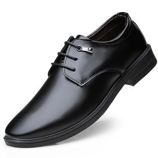 男士皮鞋商务休闲正装男鞋