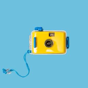 SNAP Institute 2018 đánh lừa LOMO camera được xây dựng trong phim không thấm nước ins đạo cụ