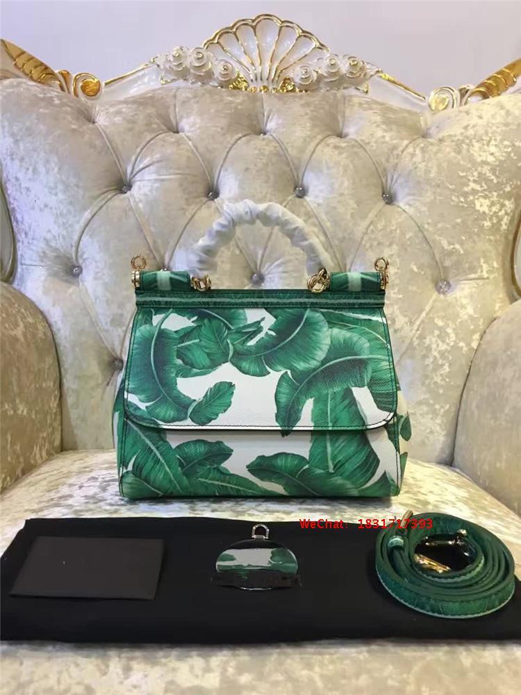 DolceGabanna женская сумка оранжевая купить в