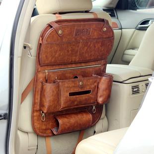 汽车座椅座位收纳袋挂袋后座可折叠