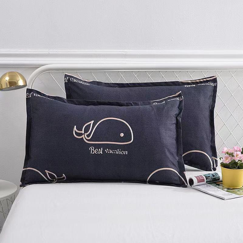 枕头枕芯成人枕头芯枕头套装可爱单人学生宿舍家用枕头可拆洗