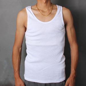 Của nam giới thanh niên thoáng khí vest của nam giới thể thao tự trồng gân vai dây đeo lót mồ hôi-shirts mồ hôi-thấm vest