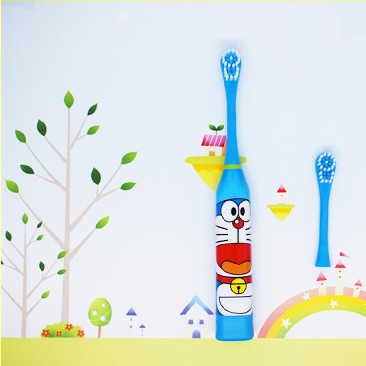 创意儿童电动牙刷卡通全自动超声波电动防水牙刷洗漱用品_领取5元淘宝优惠券
