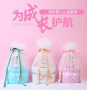 Bé sơ sinh quần áo mùa hè bé sơ sinh cotton set hộp quà tặng quà tặng cao cấp nguồn cung cấp 0-3 tháng