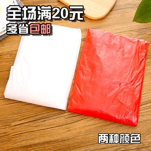 Dùng một lần khăn trải bàn dày nhựa hộ gia đình hình chữ nhật bảng vải khăn trải bàn khách sạn cưới nguồn cung cấp trong suốt phim