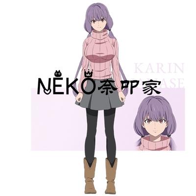 taobao agent Naiko's home fictional reasoning Nanase Hanari cosplay shoes custom anime cos custom collocation