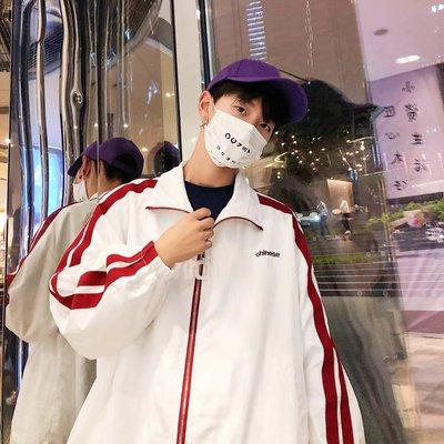 2018 mới mùa hè áo khoác nam sinh viên Hàn Quốc lỏng hoang dã áo khoác mỏng đồng phục bóng chày xu hướng những người yêu thích Đồng phục bóng chày