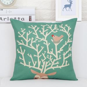 Bắc âu gối sofa đệm xe ghế văn phòng phong cách sáng tạo cạnh giường ngủ gối pillowcase pillowcase