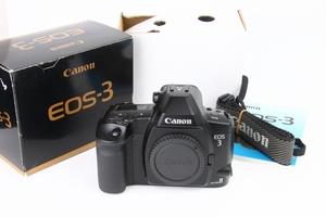 Máy ảnh phim Canon CANON EOS3 EOS 3 SLR