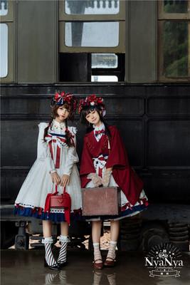 taobao agent Bedtime fairy tale series summary NyaNya original Lolita dress