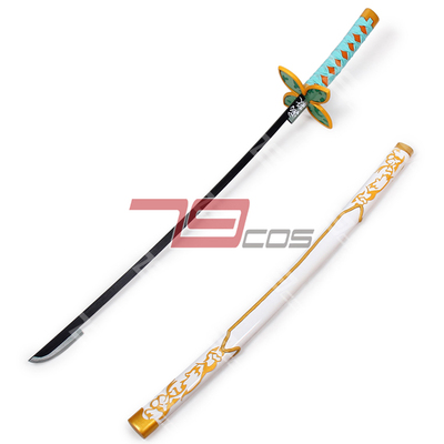 taobao agent 79cos Ghost Slayer Blade Butterfly Ninja Exquisite Edition 100cm Fine Anime Cosplay Props Customized 3119