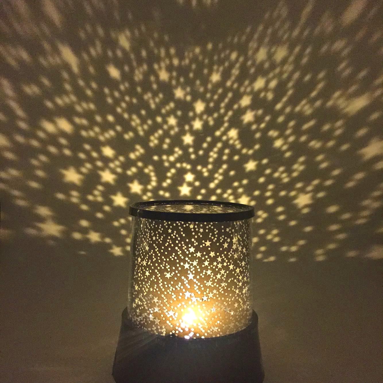 创意十足的星空投影灯