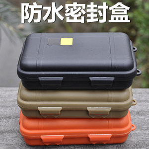 Ngoài trời không thấm nước hộp kín cabin với hộp thuốc y học xách tay chai chống sốc áp lực-proof lưu trữ bảo vệ du lịch thiết bị tiết kiệm cuộc sống