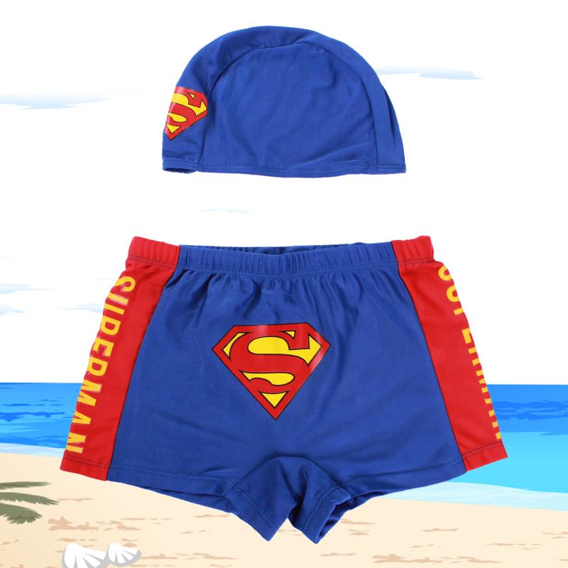 2018 chàng trai mới và trẻ em dây rút bơi thân dễ thương trẻ em phim hoạt hình đồ bơi nhà máy trực tiếp 4-10 tuổi bán buôn