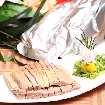 绿柳居 正宗 桂花型 500g盐水鸭