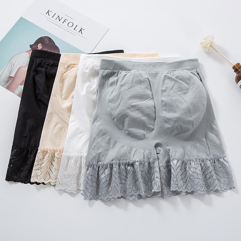 【3条装】防走光外穿高腰收腹安全裤